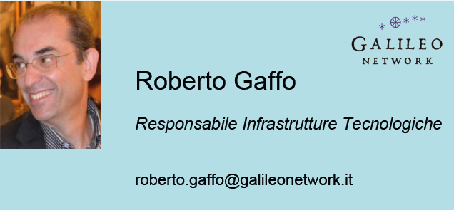 Management Galileo Network